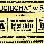 O reklamach z dawnych gazet