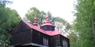 Moczary - cerkiew, która intryguje i zachwyca