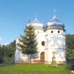 Z wizytą w Miedzybrodziu: cerkiew na skale
