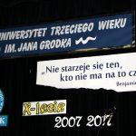 Jubileusz dziesięciolecia istnienia Sanockiego Uniwersytetu Trzeciego Wieku im. Jana Grodka