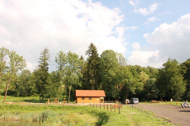 IMG 1233 630x420 - Wypoczynek nad stawami, Wielopole
