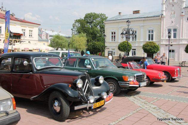 IMG 1953 001 630x420 - Klasyczne Automobile w Sanoku