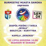 Polski folklor prosto z brazylijskiej Kurytyby w skansenie