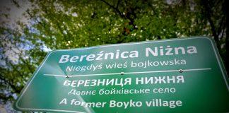 Tajemnicza dolina Bereźnicy