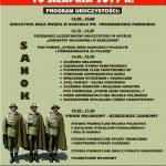 Święto Wojska Polskiego – program uroczystości w Sanoku