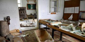 Kawał historii schyla się ku ruinie: Hoczew