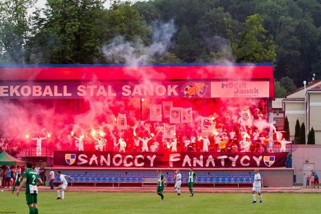 20863420 1931061617165778 4199744005803095509 o 630x420 - Ekoball Stal Sanok pokonało Wisłokę Dębica 1:0!