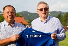 burmistrz Tadeusz Pióro