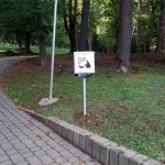 Posprzątaj po swoim psie w sanockim parku
