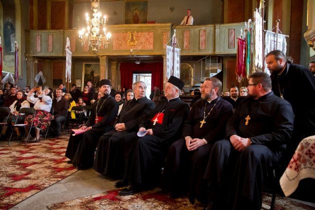 Foto Tomasz SowaIMG 0538 629x420 - Ekumeniczny Przegląd Pieśni Paraliturgicznych