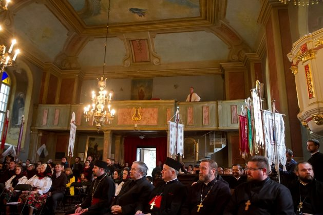 Foto Tomasz SowaIMG 0546 629x420 - Ekumeniczny Przegląd Pieśni Paraliturgicznych