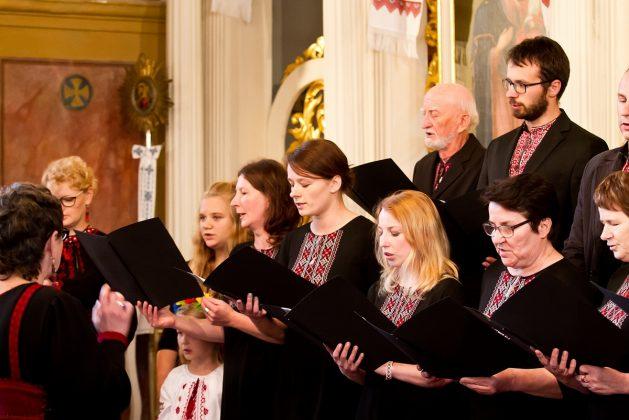 Foto Tomasz SowaIMG 0571 629x420 - Ekumeniczny Przegląd Pieśni Paraliturgicznych