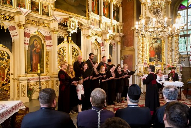 Foto Tomasz SowaIMG 0580 629x420 - Ekumeniczny Przegląd Pieśni Paraliturgicznych