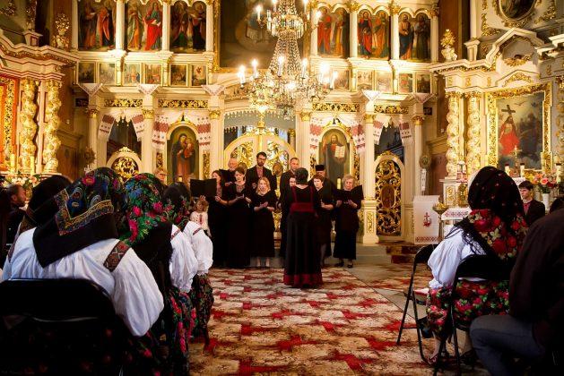 Foto Tomasz SowaIMG 0587 629x420 - Ekumeniczny Przegląd Pieśni Paraliturgicznych