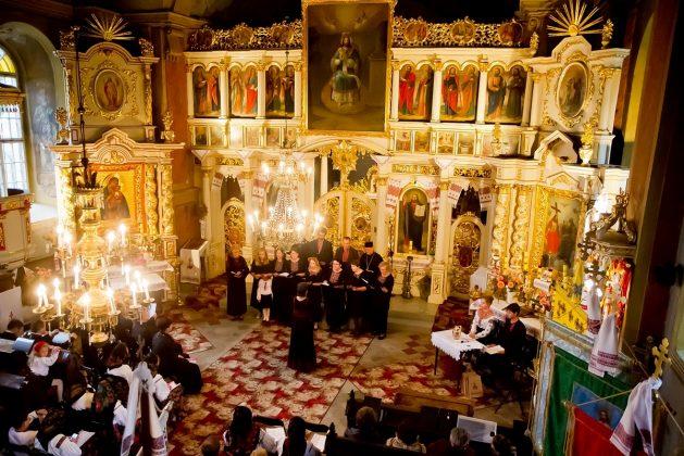 Foto Tomasz SowaIMG 0595 629x420 - Ekumeniczny Przegląd Pieśni Paraliturgicznych