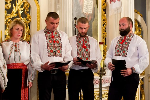 Foto Tomasz SowaIMG 0799 629x420 - Ekumeniczny Przegląd Pieśni Paraliturgicznych