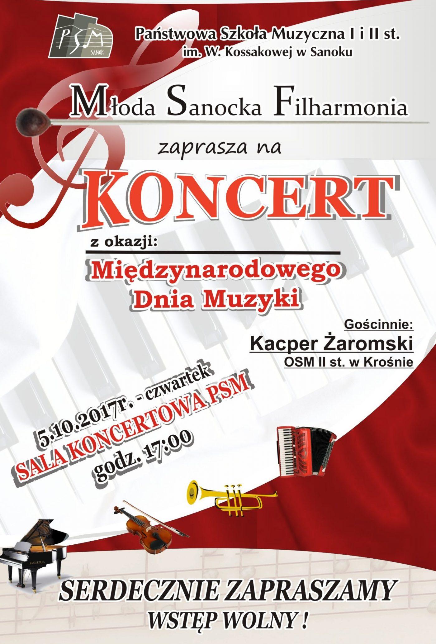 MSF 2017 10 05 TS e1506672349119 - Koncert Młodej Sanockiej Filharmonii