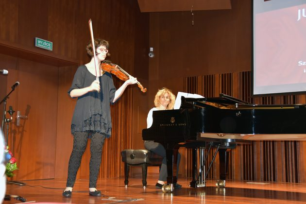 DSC 0798 630x420 - Nagrodzeni w auli Państwowej Szkoły Muzycznej