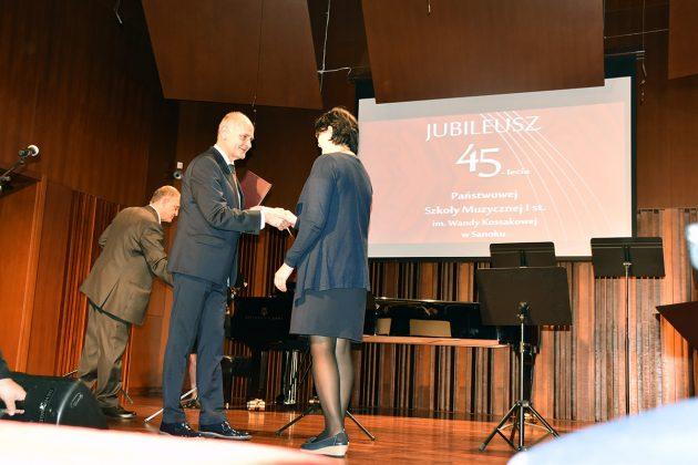 DSC 0823 630x420 - Nagrodzeni w auli Państwowej Szkoły Muzycznej