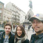 Goście w PWSZ: Rumeysa, Umut i Osman. Nieoceniony Erasmus!