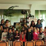 Warsztaty ekologiczne dla przedszkolaków: Lipa za oknem biblioteki
