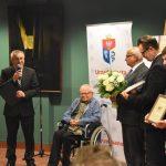 Janusz Szuber Honorowym Obywatelem Sanoka