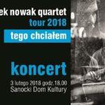 Eskaubei & Tomek Nowak Quartet koncert w SDK