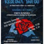 """BWA Galeria Sanocka zaprasza na spektakl dla dzieci pod tytułem:  """"Królowa Śniegu"""""""