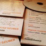 Zapowiedź płyty z tekstami Janusza Szubera w opracowaniu INSZY