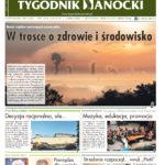 """W nowym """"Tygodniku Sanockim"""" nr 4/ 2018"""