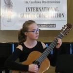 Sanocki akcent na Międzynarodowym Konkursie Gitarowym w Krynicy Zdroju