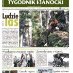 """Najnowszy """"Tygodnik Sanocki"""" w drukarni"""