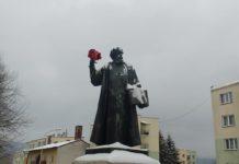 Grzegorz z Sanoka wita wiosnę