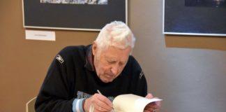 Spotkanie z Witoldem Mołodyńskim w Miejskiej Bibliotece Publicznej w Sanoku