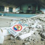 Wyburzanie sanockiego basenu - ciąg dalszy