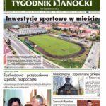 """Nowy """"Tygodnik Sanocki"""", a w nim mnóstwo gości"""
