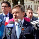 Wojciech Buczak kandydatem Prawa i Sprawiedliwości na prezydenta Rzeszowa