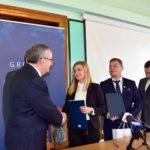 Piłkarze Pogoni z Lwowa otrzymali wsparcie Fundacji Grupy PKP