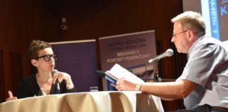 Poplotkujmy o Komedzie. Spotkanie z Magdaleną Grzebałkowską