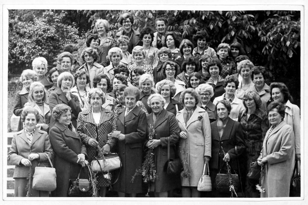 Wspomnienia szkolne z lat 50.