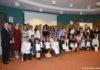 Laureaci konkursów kuratoryjnych docenieni przez burmistrza Tadeusza Pióro
