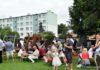 Rodzinny piknik w przedszkolu na Posadzie