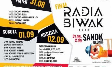 Finał Radia Biwak 2018