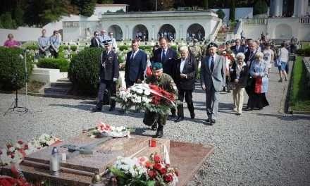 Rocznicowe obchody we Lwowie oraz w Zadwórzu