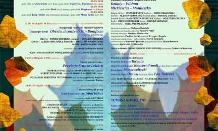 XXVIII Festiwal im.Adama Didura