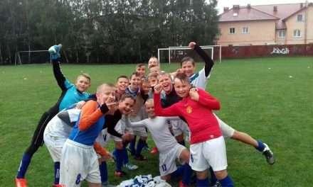 Dobry weekend młodzieży KS EKOBALL SANOK – trzy zwycięstwa, dwa remisy i porażka