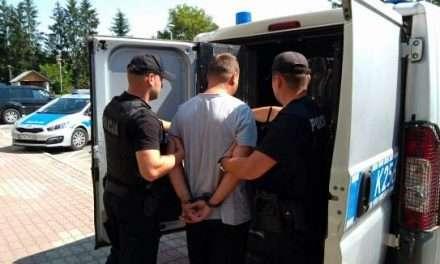 Trzy miesiące aresztu dla sprawcy wypadku w Leszczawie Dolnej