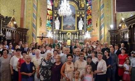 Proboszcza Andrzeja Skibę zastąpi ks. Roman Froń