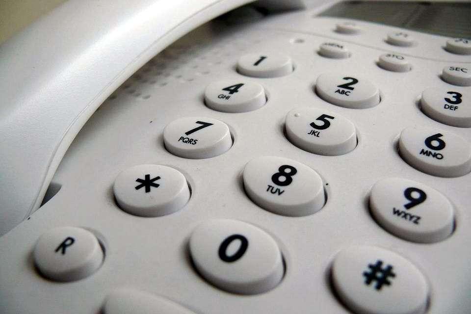 Telefoniczna rezerwacja żetonu do rejestracji pojazdów