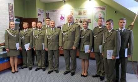 Mianowania na pierwszy stopień w korpusie chorążych i podoficerów
